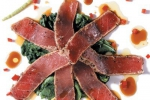 Tim Creehan's Signature Seared Rare Tuna (Amy Grant's Choice)