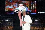 Jerry Jones and Tim Creehan