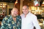 Tim Creehan and Steve Cropper