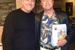 Tim Creehan and Tom 'Bones' Malone