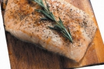 Tim Creehan's Cedar Plank Salmon