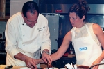 Amy Grant and Tim Creehan - Cooking with Creehan