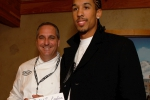 Shaun Livingston and Tim Creehan