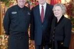 Tim Creehan and Senator Richard Shelby