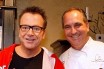 Tom Arnold and Tim Creehan