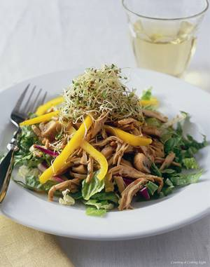 Tim Creehan's Thai Chicken Salad as featured in Cooking Light Magazine - Recipes