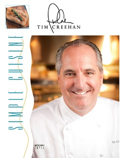 Simple Cuisine - Chef Tim Creehan - Cookbooks